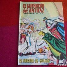 Tebeos: EL GUERRERO DEL ANTIFAZ 258 EL ENIGMA DE BALKIS PUBLICACION JUVENIL EDITORA VALENCIANA. Lote 131083652