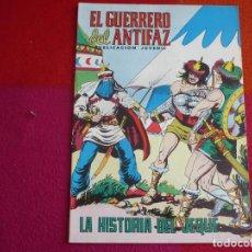 Tebeos: EL GUERRERO DEL ANTIFAZ 267 LA HISTORIA DEL JEQUE PUBLICACION JUVENIL EDITORA VALENCIANA. Lote 131083732