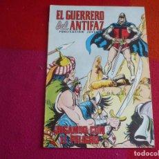 Tebeos: EL GUERRERO DEL ANTIFAZ 269 JUGANDO CON EL PELIGRO PUBLICACION JUVENIL EDITORA VALENCIANA. Lote 131083760