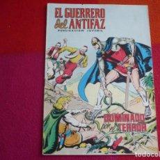 Tebeos: EL GUERRERO DEL ANTIFAZ 271 DOMINADO POR EL TERROR PUBLICACION JUVENIL EDITORA VALENCIANA. Lote 131083784