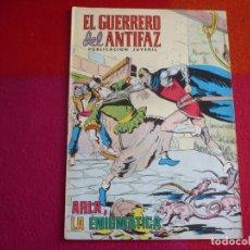 Tebeos: EL GUERRERO DEL ANTIFAZ 272 ARLA LA ENIGMATICA PUBLICACION JUVENIL EDITORA VALENCIANA. Lote 131083828