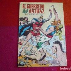 Tebeos: EL GUERRERO DEL ANTIFAZ 279 LA TIERRA TIEMBLA PUBLICACION JUVENIL EDITORA VALENCIANA. Lote 131083848