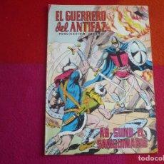 Tebeos: EL GUERRERO DEL ANTIFAZ 284 AB SUNO EL SANGUINARIO PUBLICACION JUVENIL EDITORA VALENCIANA. Lote 131083908