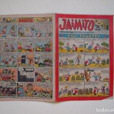 Tebeos: JAIMITO Nº 401 - AÑO XII - REVISTA PARA TODOS - EDITORIAL VALENCIANA 1957. Lote 131111604