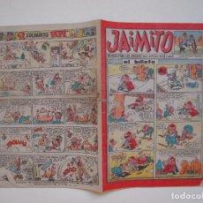 Tebeos: JAIMITO Nº 653 - AÑO XVII - REVISTA PARA LOS JOVENES - EDITORIAL VALENCIANA 1962. Lote 131112832