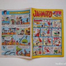 Tebeos: JAIMITO Nº 746- AÑO XIX - REVISTA PARA LOS JOVENES - EDITORIAL VALENCIANA 1962. Lote 131113824