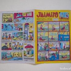 Tebeos: JAIMITO Nº 1241- AÑO XXVIII -PUBLICACION JUVENIL - EDITORIAL VALENCIANA 1973. Lote 131114180