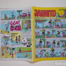 Tebeos: JAIMITO Nº 1292- AÑO XXIX - REVISTA JUVENIL - EDITORIAL VALENCIANA 1974. Lote 131114460