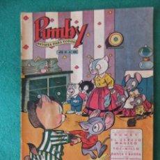 Tebeos: PUMBY Nº 66 EDITORIAL VALENCIANA. Lote 131181412