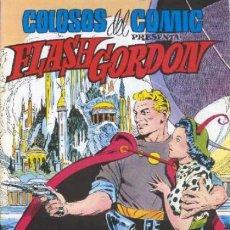 Tebeos: FLASH GORDON- COLOSOS DEL CÓMIC- Nº 9 - CAMPEÓN DE MONGO-GRAN RIC ESTRADA-1980-CORRECTO-9276. Lote 131193172