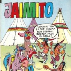 Tebeos: JAIMITO LOTE 3 COMICS EDITORIAL VALENCIANA Nº 1686-1687-1688 EDITVAL NUEVOS 1984. Lote 131193944