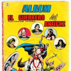 Tebeos: ALBUM EL GUERRERO DEL ANTIFAZ. Nº 2.. Lote 217878681