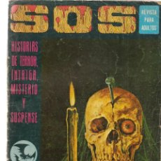 Livros de Banda Desenhada: S.O.S. Nº 3. AÑO I. VALENCIANA 1975 (Z/C7). Lote 131327922