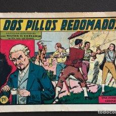 Tebeos: MILTON EL CORSARIO Nº 66, EDITORIAL VALENCIANA. Lote 131386070
