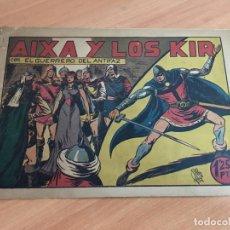 Tebeos: EL GUERRERO DEL ANTIFAZ Nº 88 AIXA Y LOS KIR (ORIGINAL ED. VALENCIANA) 1,25 PTAS (COIM9). Lote 131526734