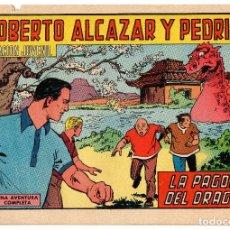 Tebeos: ROBERTO ALCAZAR Y PEDRIN Nº 845 (VALENCIANA 1968). Lote 131546658