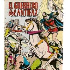 Tebeos: EL GUERRERO DEL ANTIFAZ. Nº 329. REEDICIÓN VALENCIANA (P/C33). Lote 131720594