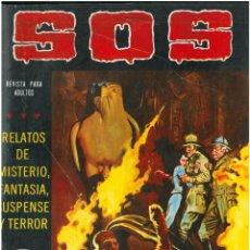Tebeos: SOS. Nº 14. SEGUNDA EPOCA. EDITORIAL VALENCIANA. C-27. Lote 131770018