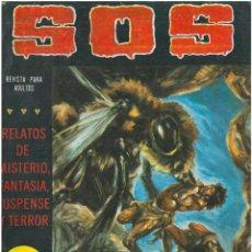 Tebeos: SOS. Nº 23. SEGUNDA EPOCA. EDITORIAL VALENCIANA. C-27. Lote 131770110
