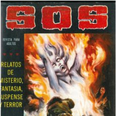 Tebeos: SOS. Nº 26. SEGUNDA EPOCA. EDITORIAL VALENCIANA. C-27. Lote 131770254