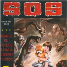 Tebeos: SOS. Nº 27. SEGUNDA EPOCA. EDITORIAL VALENCIANA. C-27. Lote 131770482