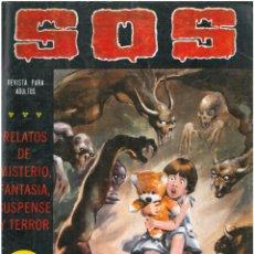 Tebeos: SOS. Nº 27. SEGUNDA EPOCA. EDITORIAL VALENCIANA. C-27. Lote 131770538