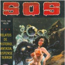 Tebeos: SOS. Nº 28. SEGUNDA EPOCA. EDITORIAL VALENCIANA. C-27. Lote 131770690