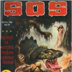 Tebeos: SOS. Nº 37. SEGUNDA EPOCA. EDITORIAL VALENCIANA. C-27. Lote 131770842