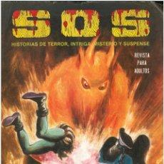 Tebeos: SOS. Nº 48. SEGUNDA EPOCA. EDITORIAL VALENCIANA. C-27. Lote 131772634