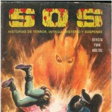 Tebeos: SOS. Nº 48. SEGUNDA EPOCA. EDITORIAL VALENCIANA. C-27. Lote 131772750