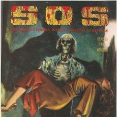 Tebeos: SOS. Nº 52. SEGUNDA EPOCA. EDITORIAL VALENCIANA. C-27. Lote 131773194