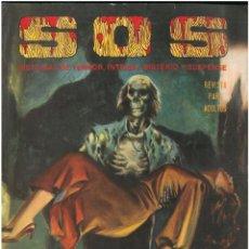 Tebeos: SOS. Nº 52. SEGUNDA EPOCA. EDITORIAL VALENCIANA. C-27. Lote 131773282