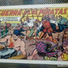 Tebeos: EL ESPADACHIN ENMASCARADO Nº 64 - ORIGINAL - EDT. VALENCIANA 1955 (M-5). Lote 131818510