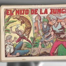 Tebeos: EL HIJO DE LA JUNGLA, AÑO 1956 COLECCIÓN COMPLETA SON 86 TEBEOS SIN ABRIR SON ORIGINALES DE M. GAGO. Lote 131652478