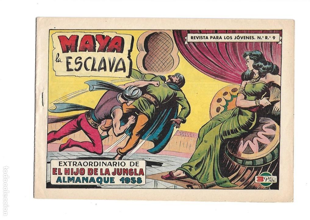 Tebeos: El Hijo de la Jungla, Año 1956 Colección Completa son 86 Tebeos sin Abrir son Originales de M. Gago - Foto 2 - 131652478