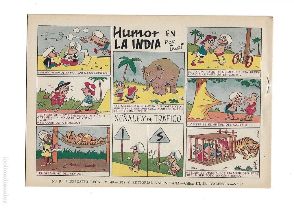 Tebeos: El Hijo de la Jungla, Año 1956 Colección Completa son 86 Tebeos sin Abrir son Originales de M. Gago - Foto 5 - 131652478