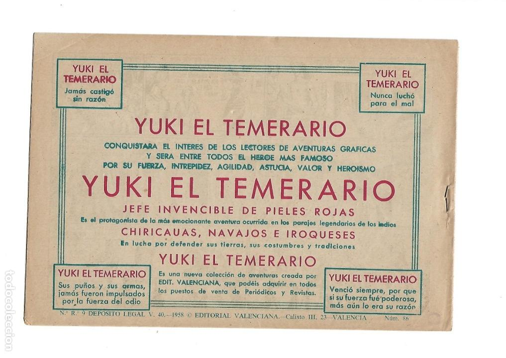 Tebeos: El Hijo de la Jungla, Año 1956 Colección Completa son 86 Tebeos sin Abrir son Originales de M. Gago - Foto 9 - 131652478