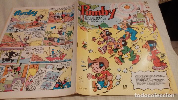 PUMBY Nº 1013. VALENCIANA 1977 (Tebeos y Comics - Valenciana - Pumby)