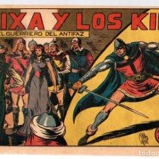 Tebeos: EL GUERRERO DEL ANTIFAZ. AIXA Y LOS KIR. Nº 88. ORIGINAL.. Lote 132291661