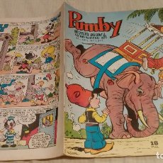 Tebeos: PUMBY Nº 1044. VALENCIANA 1977. Lote 132387330