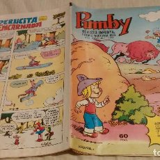 Tebeos: PUMBY Nº 1130. VALENCIANA 1981. Lote 132388114