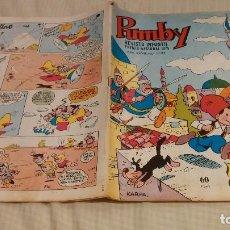 Tebeos: PUMBY Nº 1127. VALENCIANA 1980. Lote 132388354