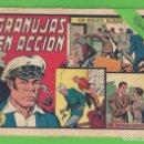 Tebeos: ROBERTO ALCÁZAR Y PEDRÍN - Nº 230 - GRANUJAS EN ACCIÓN - VALENCIANA - (1952).. Lote 132397198
