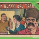 Tebeos: ROBERTO ALCÁZAR Y PEDRÍN - Nº 265 - EN BUSCA DEL TESORO - VALENCIANA - (1953).. Lote 132398042