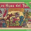 Tebeos: ROBERTO ALCÁZAR Y PEDRÍN - Nº 67 - LOS HIJOS DEL FUEGO - VALENCIANA - (1945).. Lote 132461346