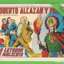 Tebeos: ROBERTO ALCÁZAR Y PEDRÍN - Nº 700 - LA LEYENDA DE MALZCATU - VALENCIANA - (1966).. Lote 132546118