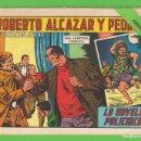 Tebeos: ROBERTO ALCÁZAR Y PEDRÍN - Nº 784 - LA NOVELA POLICIACA - VALENCIANA - (1967).. Lote 132547498