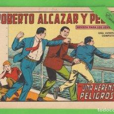Tebeos: ROBERTO ALCÁZAR Y PEDRÍN - Nº 684 - UNA HERENCIA PELIGROSA - VALENCIANA - (1965).. Lote 132600486