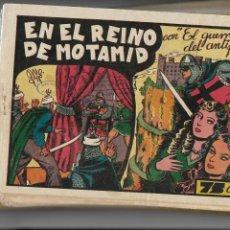 Tebeos: EL GUERRERO DEL ANTIFAZ AÑO 1943 COLECCIÓN COMPLETA SON 668 TEBEOS ORIGINALES HAY 270 TEBEOS SIN ABR. Lote 132638470