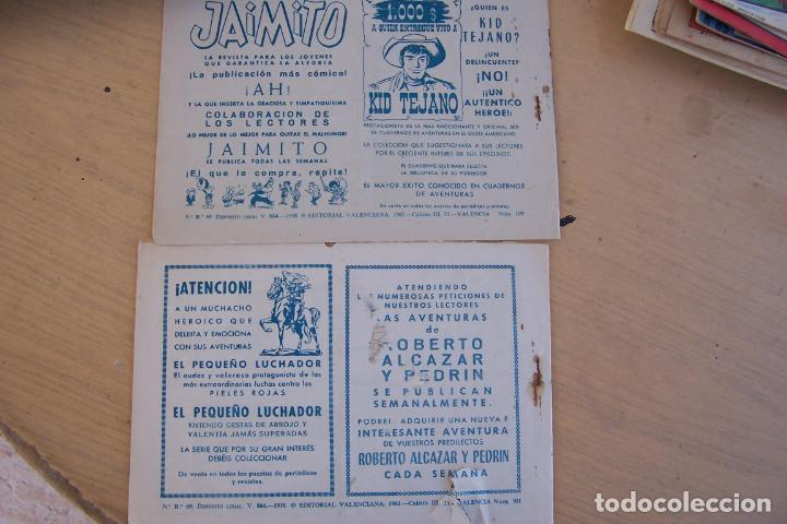 Tebeos: valenciana yuki el temerario lote del nº 1 al 112 completa - Foto 4 - 34042407